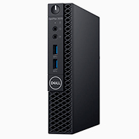 DELL-EMC Optiplex 3070 MFF Core i3-9100T 8GB 256GB WiFi Bluetooth W10Pro