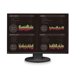 EIZO FlexScan EV2455 24inch LED Slim Bezel 1920x1200 Black