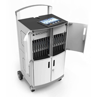 MACLOCKS CartiPad Duo 32 Tablet Charging Cart