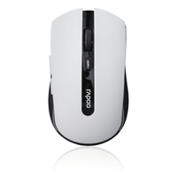Rapoo 7200P 5G Wireless Notebook Mouse, White