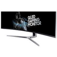 SAMSUNG CHG90 49inch QLED Curved Gaming Monitor