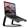 Billede af Twelve-South Curve Desktop Stand for Macbook - Black