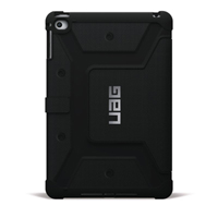 UAG Folioetui til iPad Mini 4/Mini 4 Retina - Sort