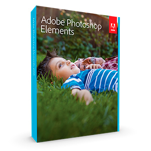 ADOBE Photoshop Elements 2019 PC UK ESD