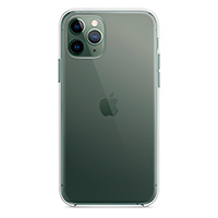 APPLE iPhone 11 Pro Clear Case - Gennemsigtigt etui