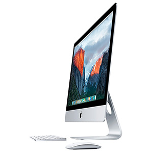 APPLE iMac Retina 5K 27inch display 3.4GHz Core-i5 8GB 1TB OSX