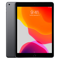 APPLE APPLE iPad 7.Gen 10.2inch A10-Chip Wi-Fi 32GB Space Grey