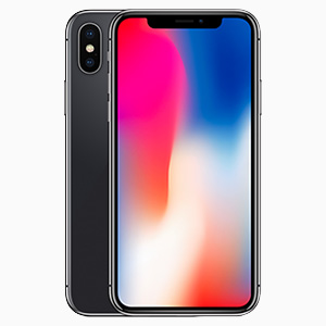 APPLE iPhone X 64GB A11-Bionic Space Gray (Refurb AS)