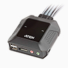 Billede af ATEN KVM Switch 2-Port USB DisplayPort USB Audio