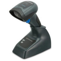 DATALOGIC QuickScan QBT2131 LI Bluetooth USB Black m/dock (trådløs)