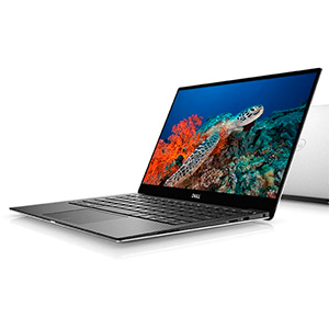 DELL XPS 13 9380 i7-8565U 8GB 256GB 13.3 Ultra HD 4K Infinity Display Win10Pro