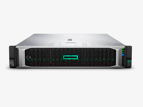 Hewlett Packard Enterprise ProLiant DL380 Generation 10 server