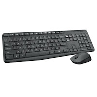 LOGITECH MK235 Wireless Keyboard+Mouse Nordic
