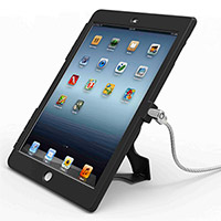 MACLOCKS iPad Air/Air 2 Security Case Wire Combination Lock - Black