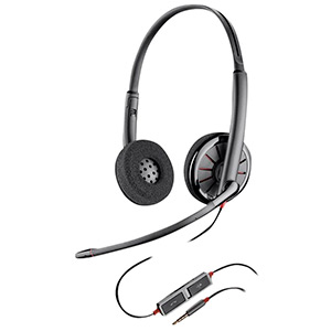 PLANTRONICS Blackwire 225 Stereo Minijack 3.5mm