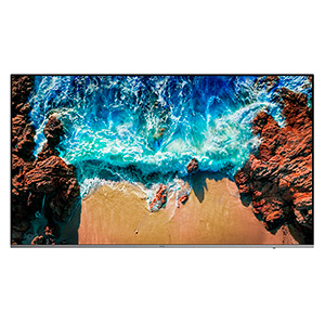 SAMSUNG QE82N 82inch 16:9 UHD 4K 16:9 WiFi 2x10W Speakers Black
