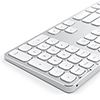 Billede af SATECHI Wireless Bluetooth Keyboard for up to 3 devices - Nordic Layout
