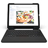 Billede af ZAGG Slim Book Go Keyboard Apple iPad Pro 12.9in (2018) Black Nordic
