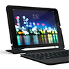 Billede af ZAGG Slim Book Go Keyboard Apple iPad 9.7in Black Nordic